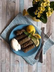 Постни лозови сарми по гръцки * Dolmades greci ricetta tradizionale