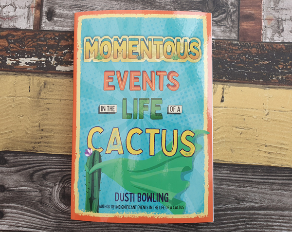 Momentous Events in the Life of a Cactus review