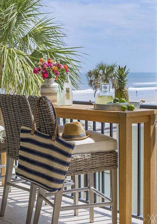 Beach Condo Home Tour Interior Design Idea Florida Beach Condo