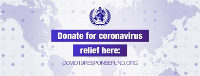Donate For Covid19 Now