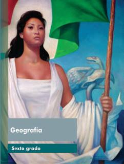 Geografía Libro de texto Sexto grado 2016-2017 – PDF