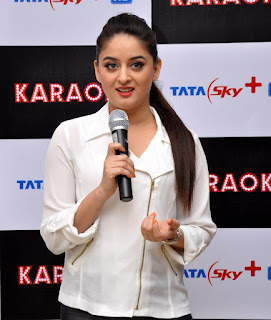 Mahhi Vij Got Captured During An Events