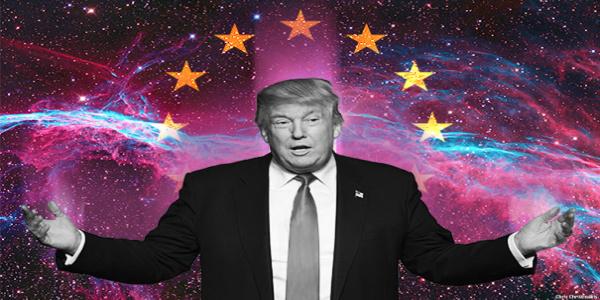 O Τραμπ είναι «σίφουνας» και η Ευρώπη σε «νιρβάνα»