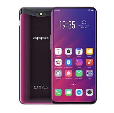 سعر و مواصفات هاتف جوال Oppo Find X اوبو فوند X