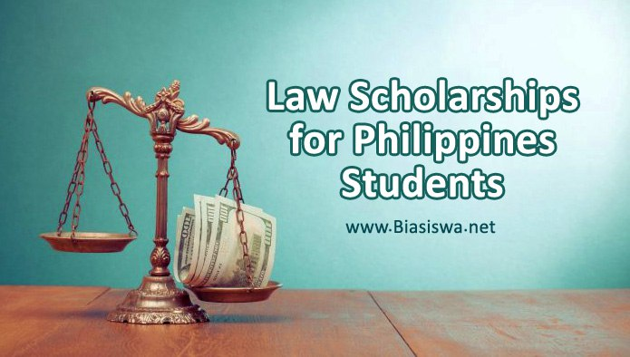 Law Scholarships for Philippines Students