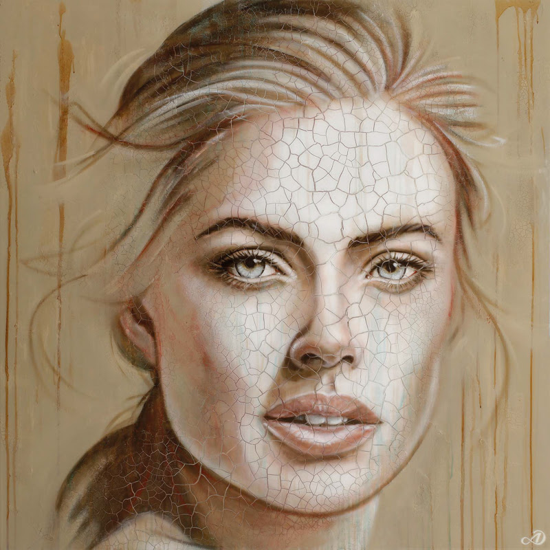 Beautiful Portraits by Harold Aspers from Netherlands.