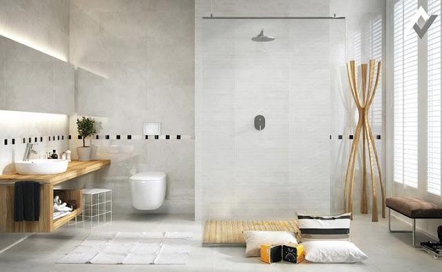 Mẫu phòng tắm đẹp đơn giản nhưng đẹp mắt
