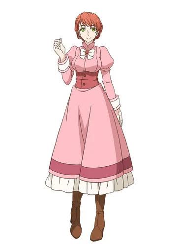 Saori Hayami como Elise