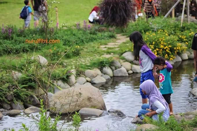 5 Tempat Wisata Taman Terbuka di Bandung