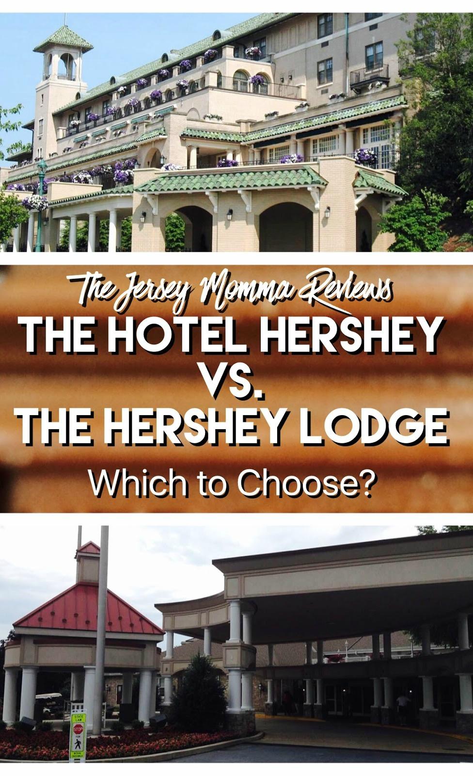 Hershey Park Hotel Rooms