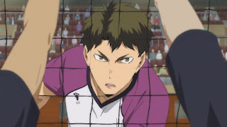 ハイキュー!! アニメ 3期7話 牛島若利   Karasuno vs Shiratorizawa   HAIKYU!! Season3