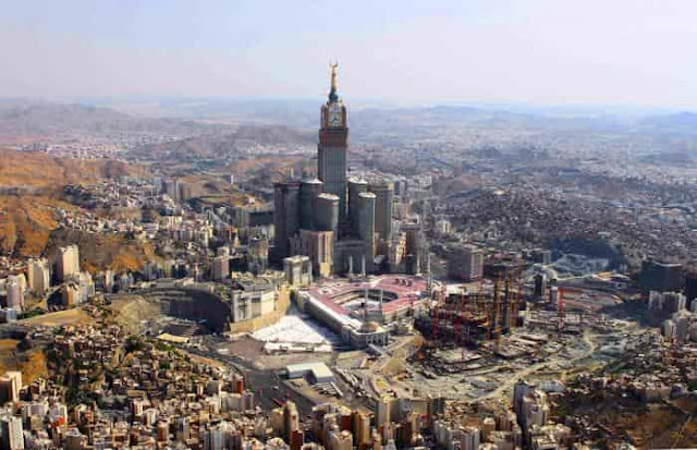 24 Hours Curfew in 6 Districts of Makkah starting Today until Further Notice