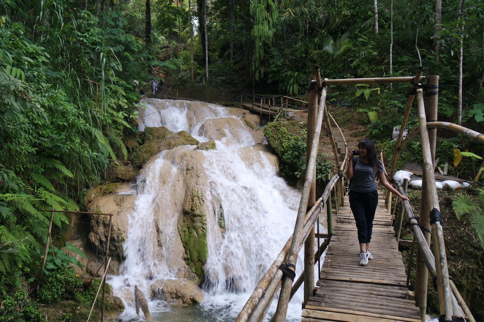 Ekowisata Sungai Mudal Hobby Jalan Jalan