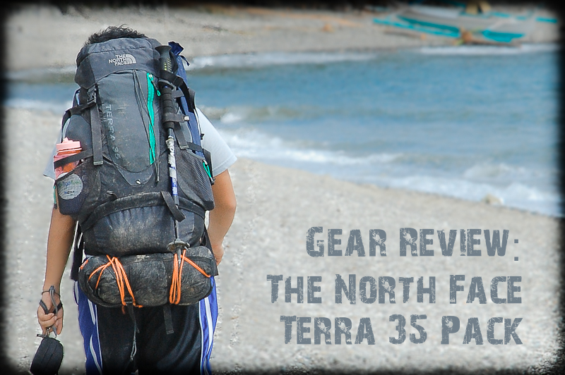 d0765b17b5 Tramping Philippines  Gear Review