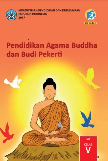 Buku Siswa Pendidikan Agama Buddha Kelas 5 Revisi 2017 Kurikulum 2013