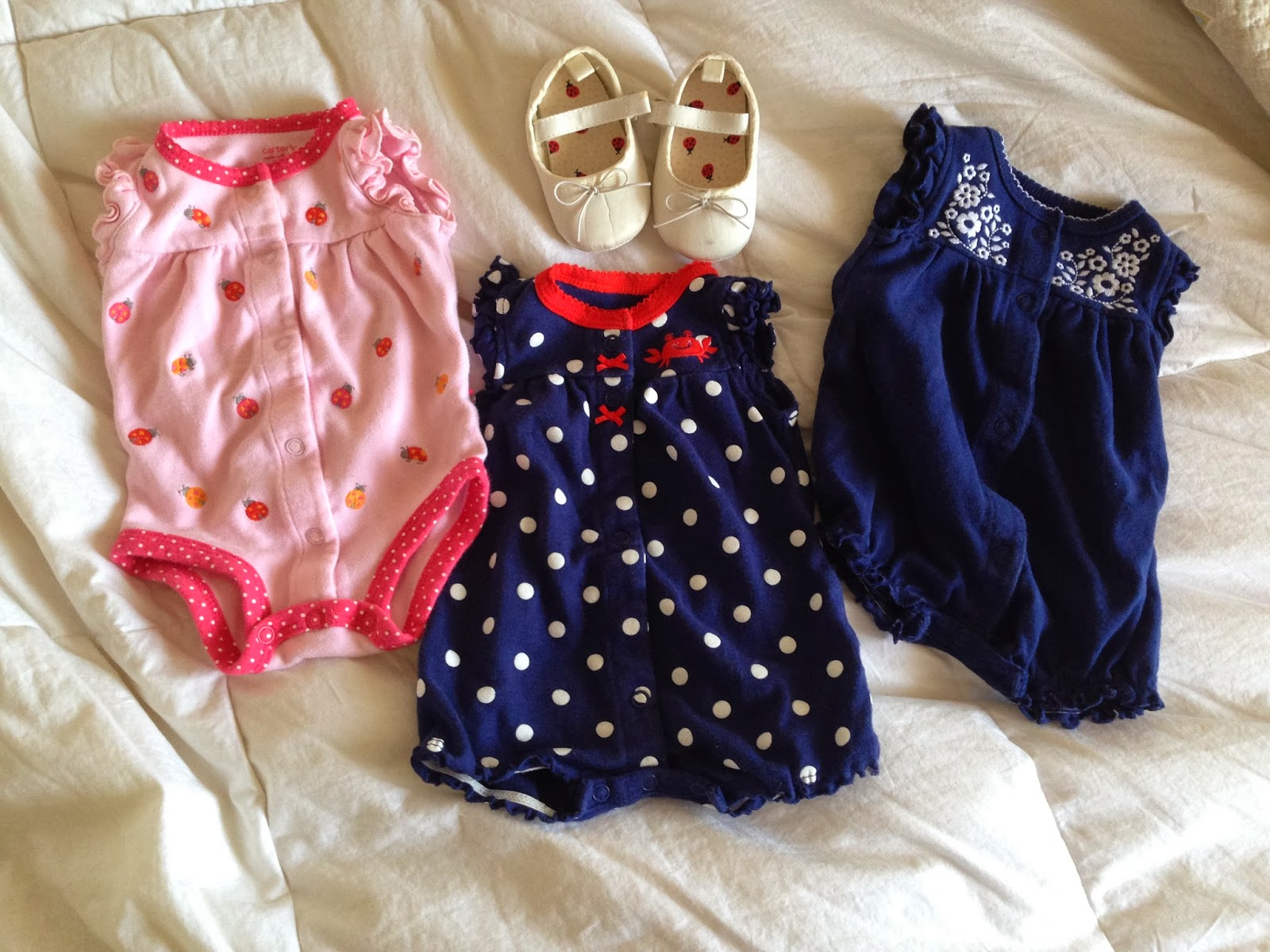 Stores for baby clothes