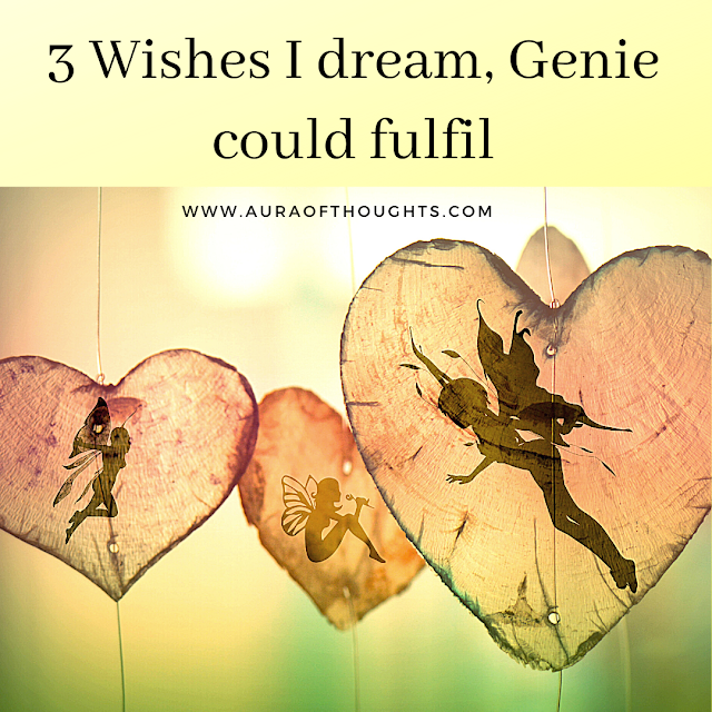 Genie Wishes - MeenalSonal