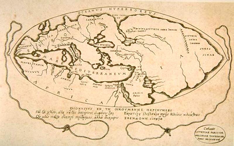 Cartina Italia Romana.Cartografia Romana Romanoimpero Com