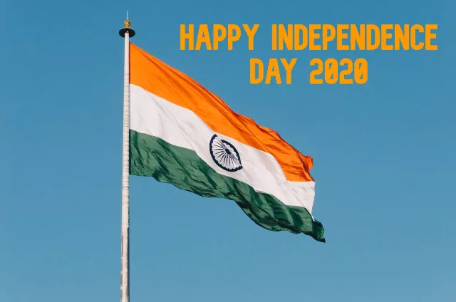 Independence Day 2020 Celebrations on 15th Aug