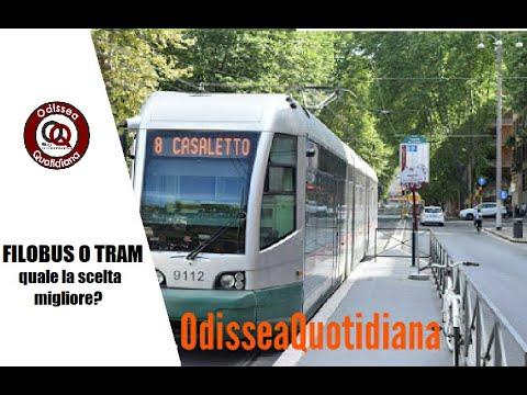 Filobus o Tram: quale la scelta migliore?