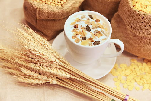 Cereals for radient skin