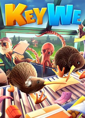 تحميل لعبة KeyWe