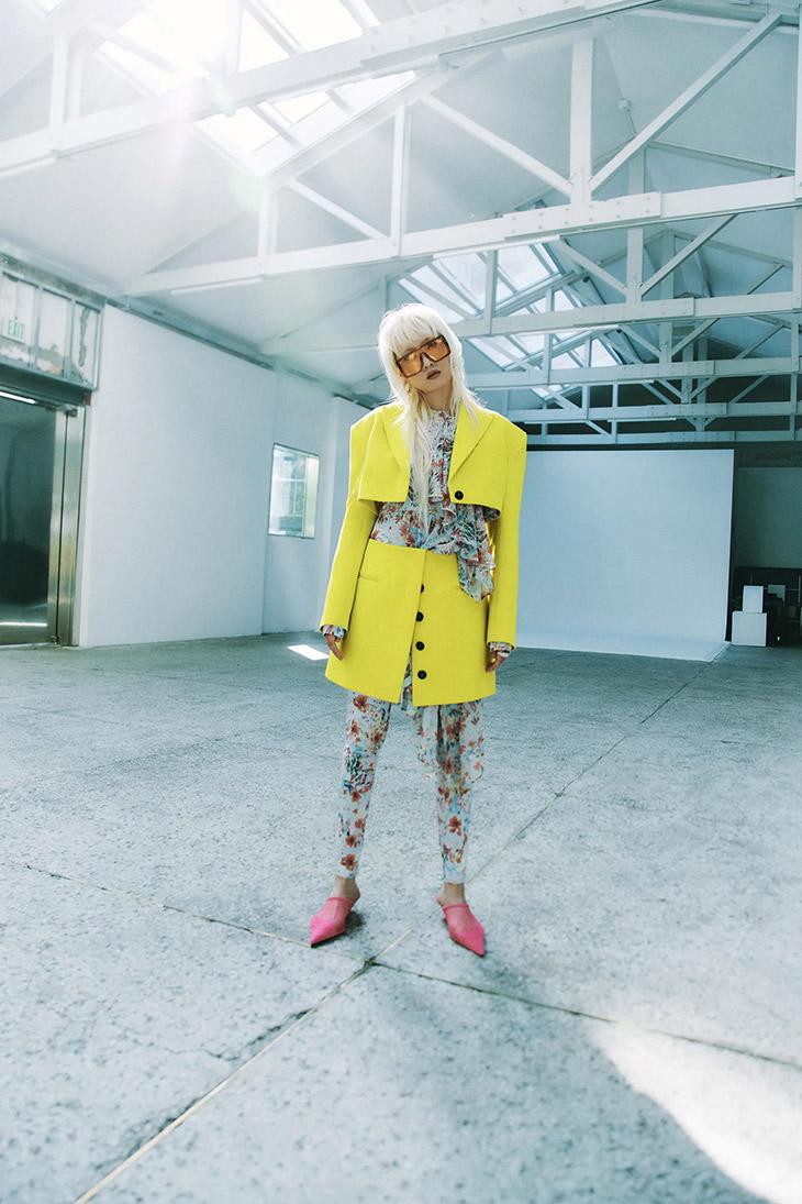 Zara x Purple Magazine Spring/Summer 2021 Capsule Collection