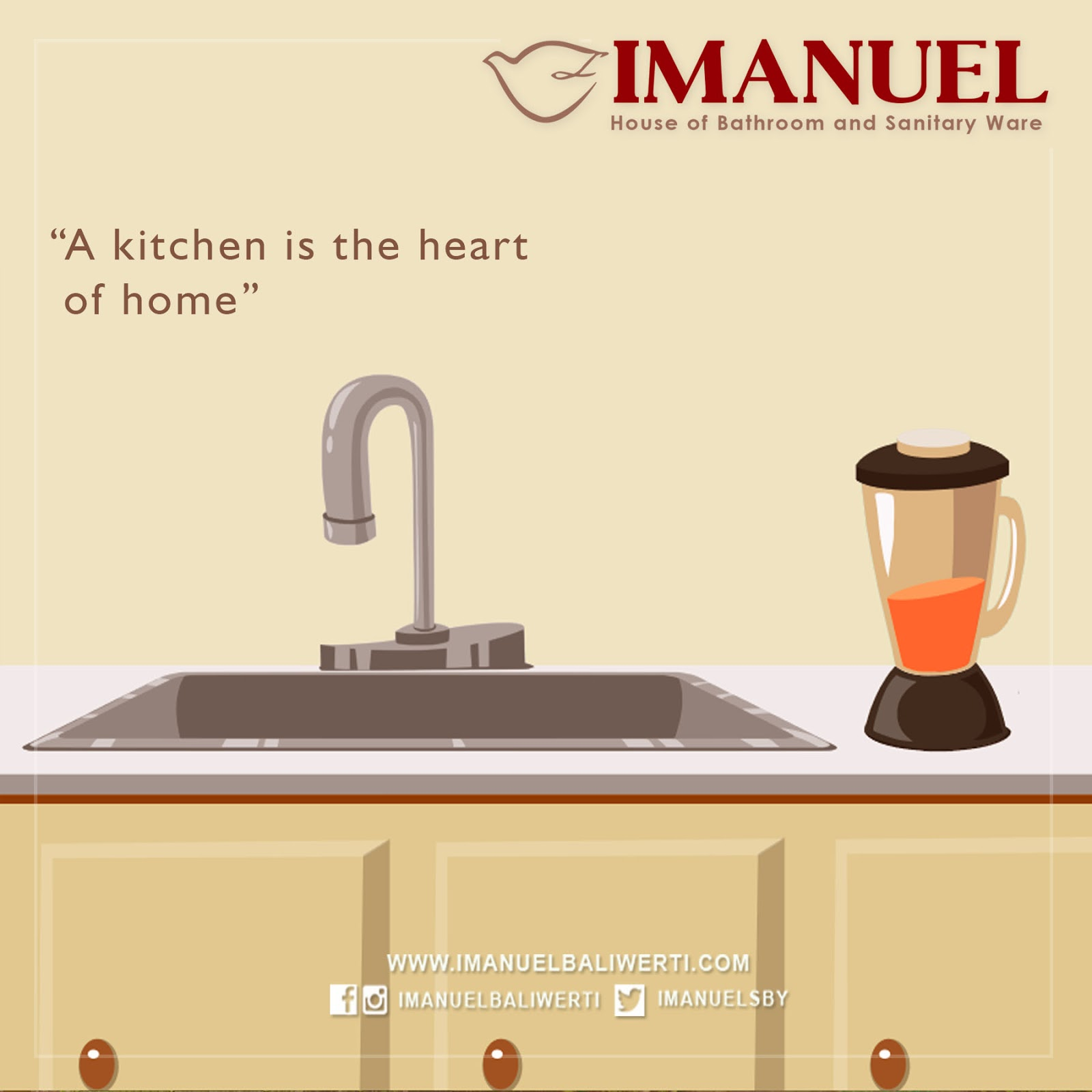 Imanuel Kitchen Sink Set Collection Imanuel