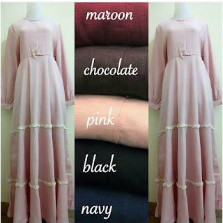 MOLL DRESS Pink