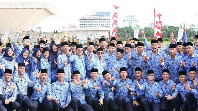 BERKAH Bagi Tenaga Honorer, Tahun 2021 Siap-siap Diangkat Jadi PNS, Kuota Guru Paling Banyak