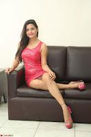 Shipra Gaur in Pink Short Micro Mini Tight Dress ~  Exclusive 003.JPG