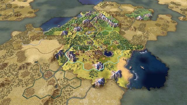 Sid Meier's Civilization VI Free Download Photo