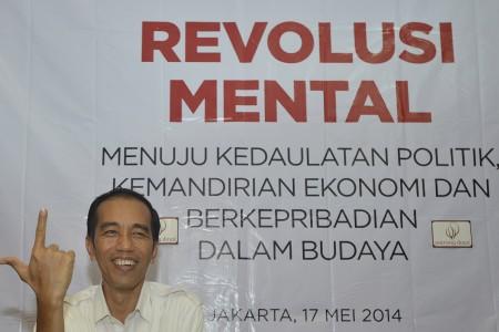 Fadli Zon: Pidato 'Berantem' Jokowi Mungkin Refleksi dari Revolusi Mental