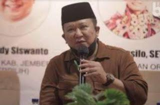 Mantab Bupati Terima Dana Orang Meninggal Kena Covid-19 Total Rp 70 Juta  Bagaimana Jambi?