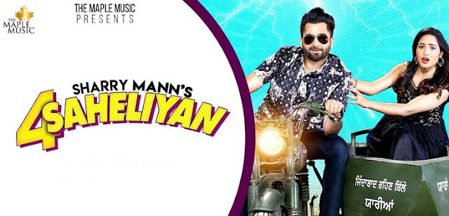 4-saheliyan-lyrics-sharry-mann
