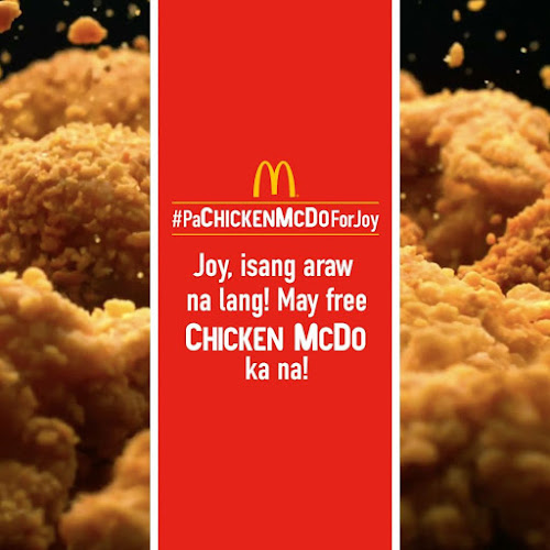 Pa-Chicken McDo for Joy