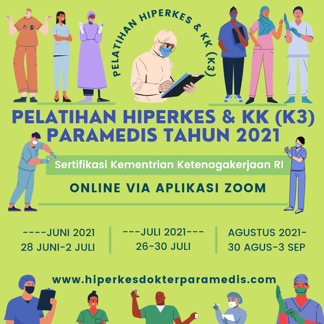 Pelatihan Hiperkes Paramedis