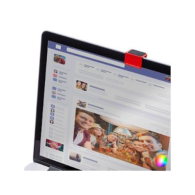Porque é que algumas pessoas cobrem as webcams dos portáteis com fita? Paranoia?