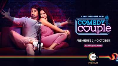 Comedy Couple (2020) Hindi Full Movie Download 480p