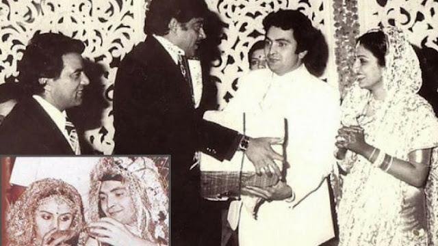 Neetu Singh Kapoor Marraige