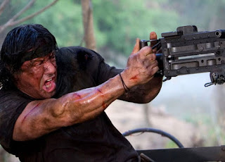 review film john rambo part four
