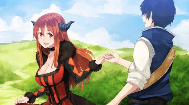 10 Rekomendasi Anime Bertema Raja Iblis - Maoyuu Maou Yuusha