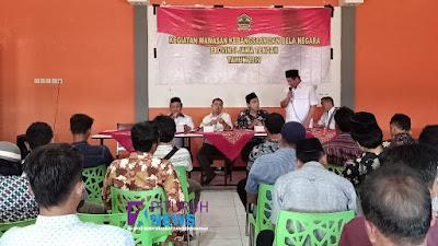 Demi Menambah Wawasan Kebangsaan dan Negara, Dikpora Jawa Tengah menggelar Kegiatan Sosialisasi Wawasan Kebangsaan