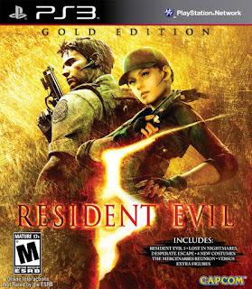 RESIDENT EVIL 5 GOLD EDITION PT-BR PS3 TORRENT