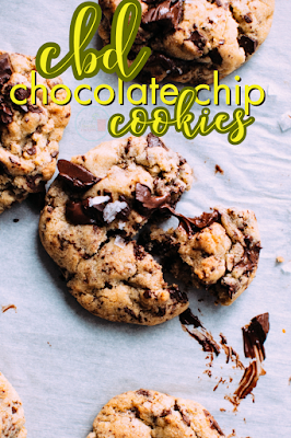 cbd oil chocolate chip cookie recipes