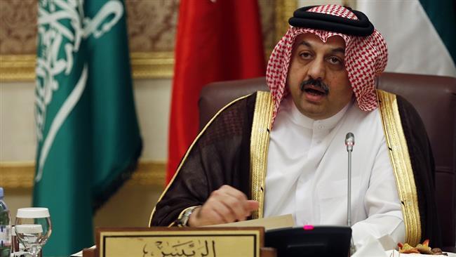 Saudi-led blockade against Doha amounts to 'bloodless declaration of war': Qatari Defense Minister Khalid bin Mohammad al-Attiya