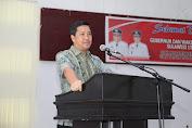 Tatap Muka ASN Sitaro, Wagub Kandouw: Jaga Integritas