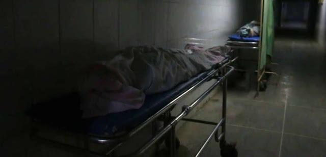 Periférico de Catia: muerte en los pasillos