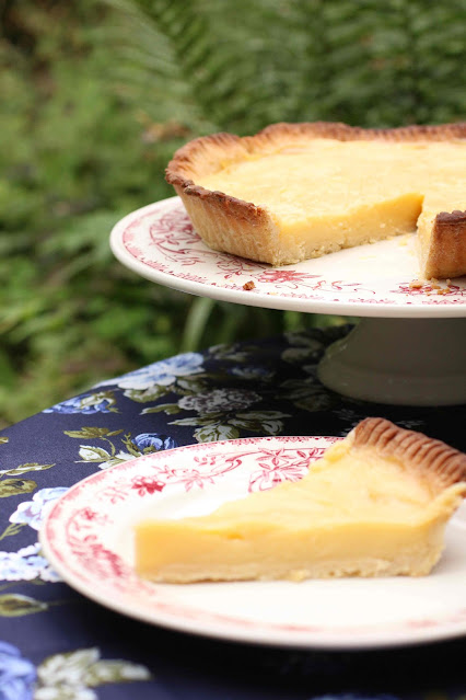 tarte citron sans citron