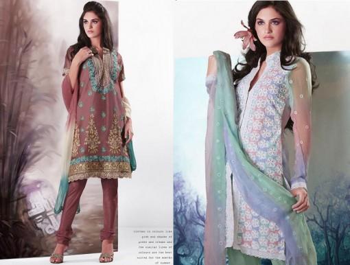 Casual Salwar With Designer Kameez